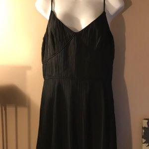 Beautiful Ann Taylor Loft black size 6 Dress
